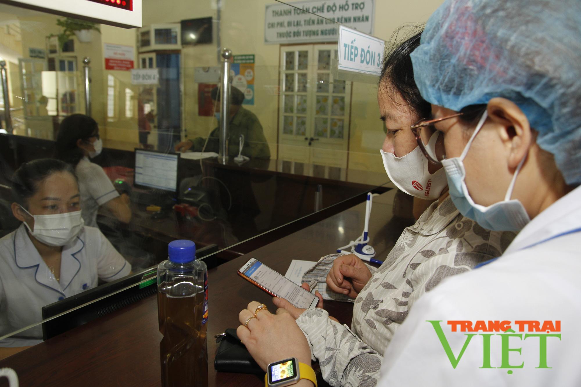 Sử dụng hình ảnh thẻ BHYT trên ứng dụng VssID: Nhiều tiện lợi trong khám, chữa bệnh - Ảnh 2.