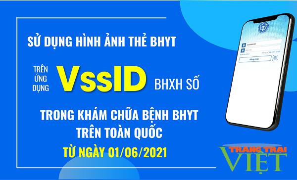 Sử dụng hình ảnh thẻ BHYT trên ứng dụng VssID: Nhiều tiện lợi trong khám, chữa bệnh - Ảnh 4.