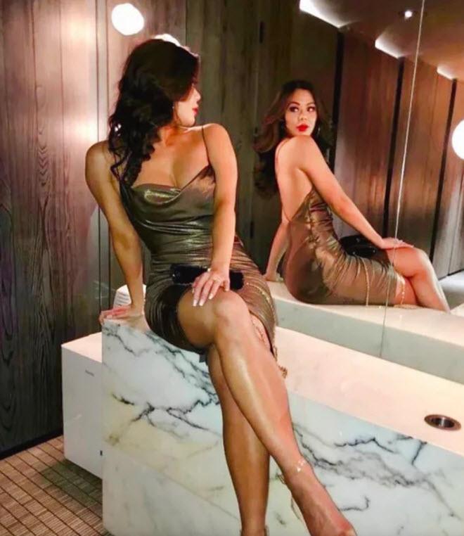 """Người đẹp gốc Việt 1m66 mê cầu thủ 2m06: Tiết lộ chuyện """"đỏ mặt"""" - Ảnh 6."""