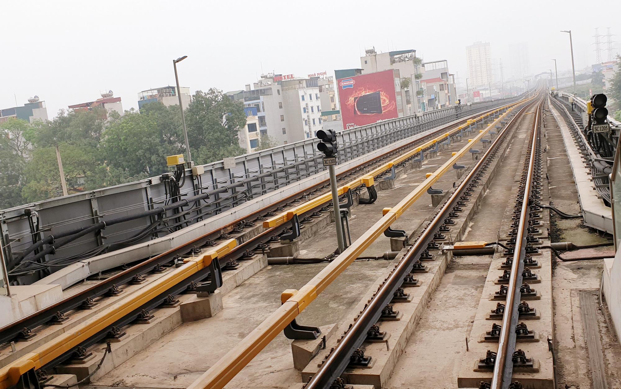 """Đường sắt Cát Linh - Hà Đông ngốn"""" thêm hơn 7,8 triệu USD, vì sao chưa chính thức vận hành? - Ảnh 2."""