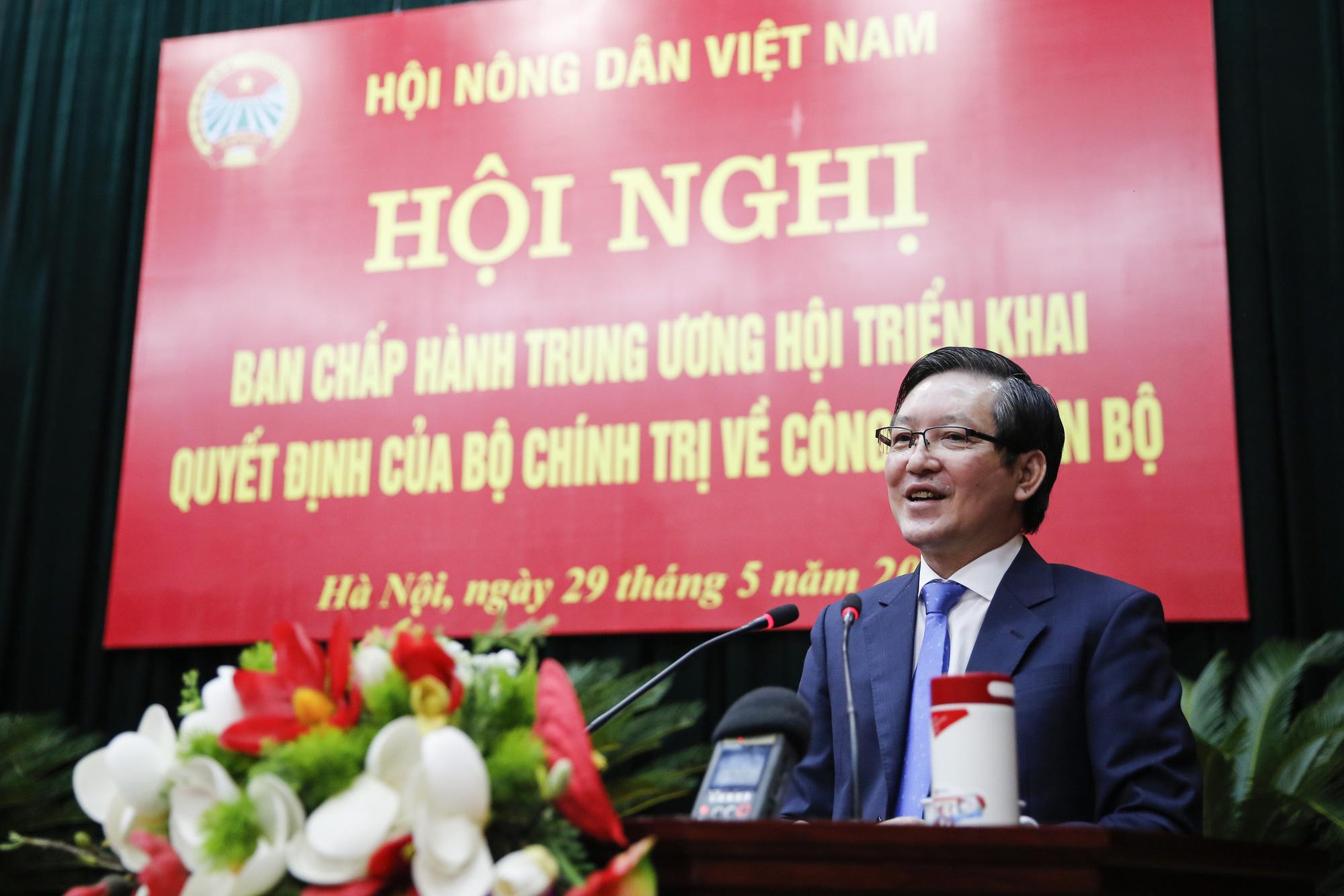 Ủy viên Trung ương Đảng, Chủ tịch Hội Nông dân Việt Nam Lương Quốc Đoàn trúng cử Đại biểu Quốc hội khóa XV - Ảnh 1.