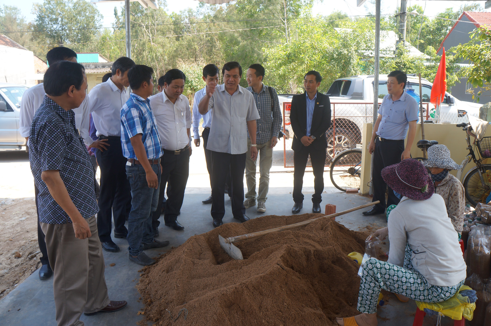 Quảng Nam: Thủ tướng công nhận thành phố Tam Kỳ đạt chuẩn Nông thôn mới - Ảnh 8.