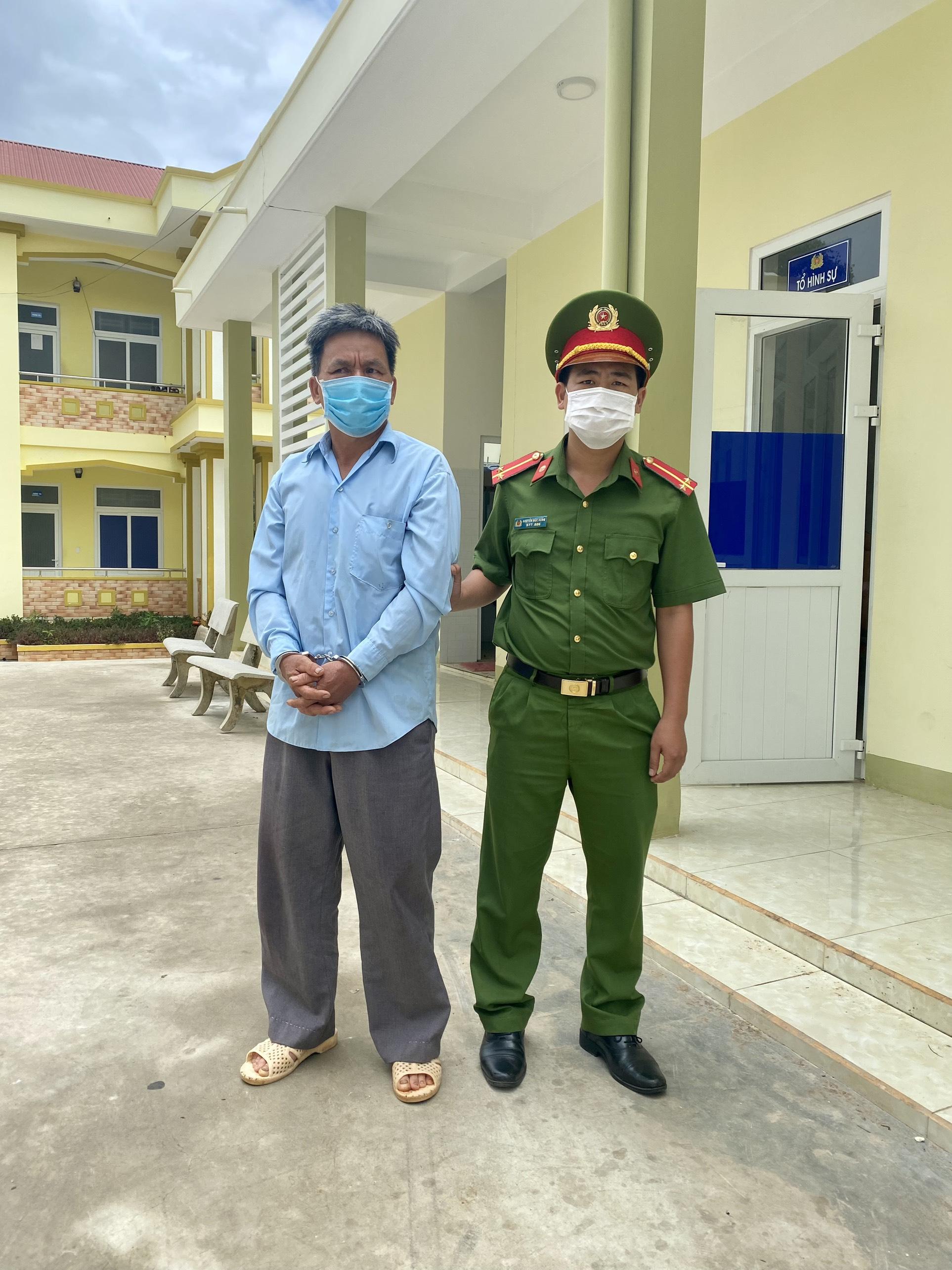 Đắk Nông: Thay tên đổi họ vẫn bị bắt sau gần 25 năm lẩn trốn - Ảnh 1.