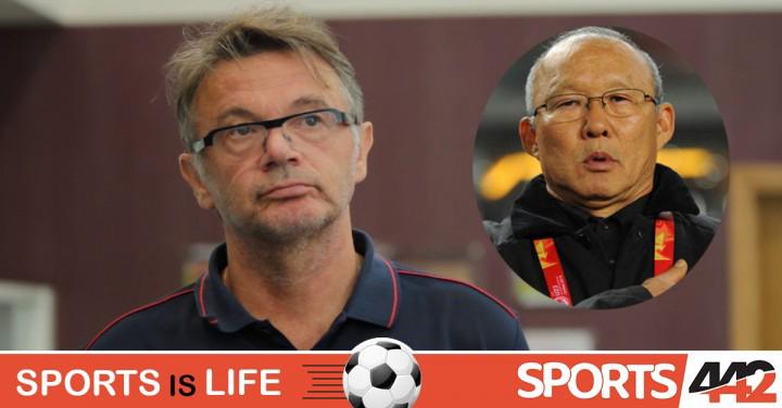 """""""Phù thủy trắng"""" Troussier: ĐT Việt Nam sẽ đi tiếp tại vòng loại World Cup - Ảnh 1."""