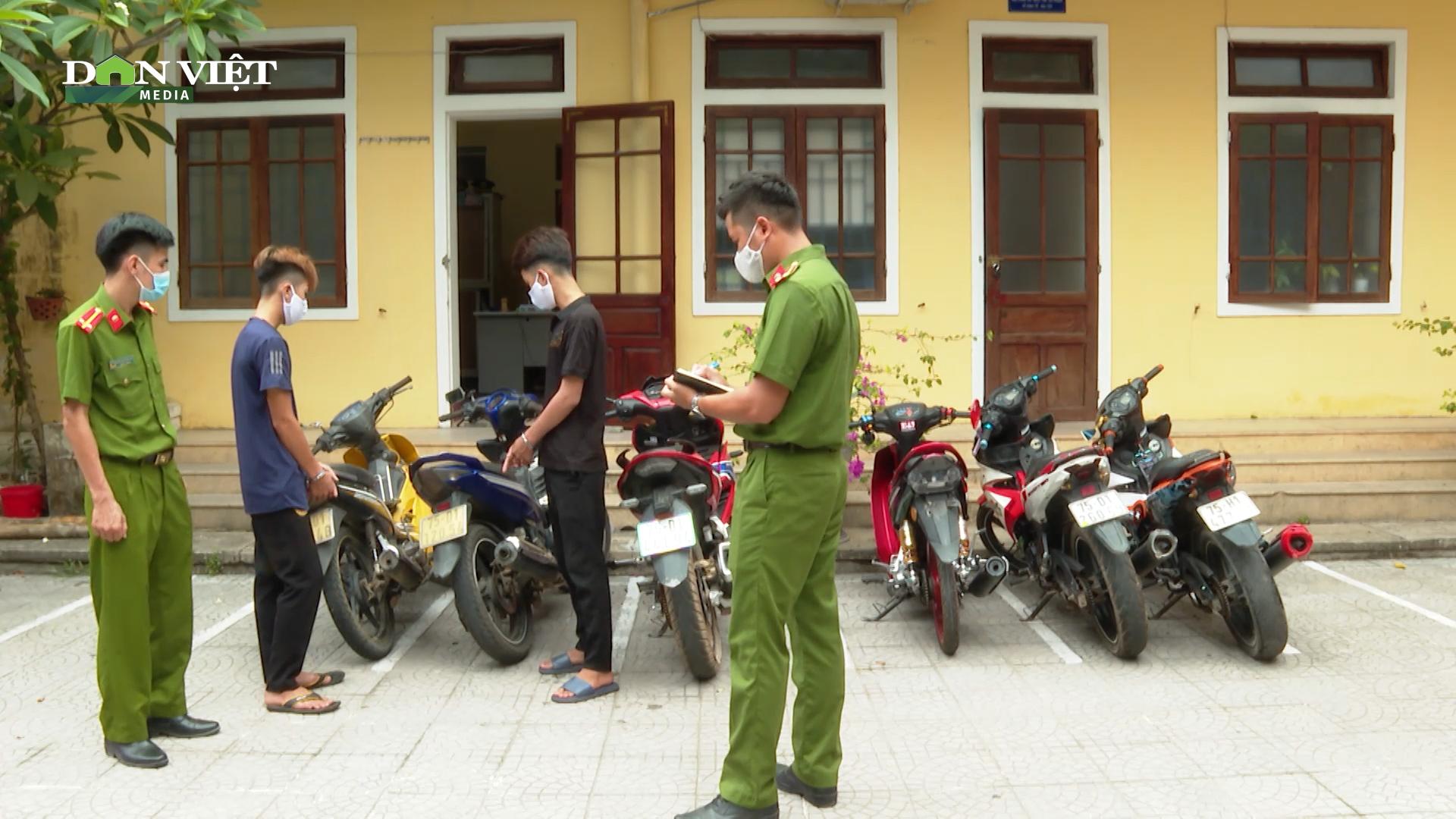 Video: Bắt hai thanh niên ở Thừa Thiên Huế thực hiện hàng loạt vụ trộm cắp tài sản - Ảnh 2.