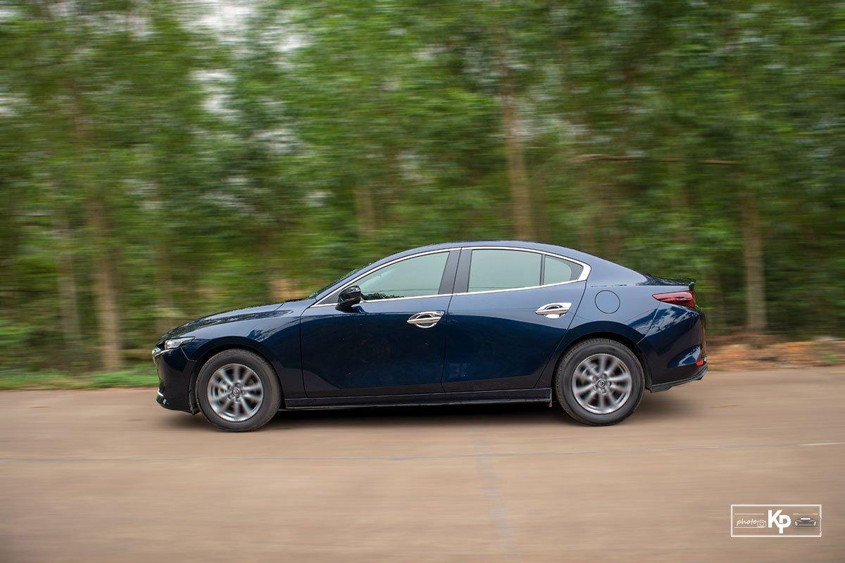 Nhược điểm Mazda 3 2021: Đâu là lý do bị Kia Cerato vượt mặt? - Ảnh 4.