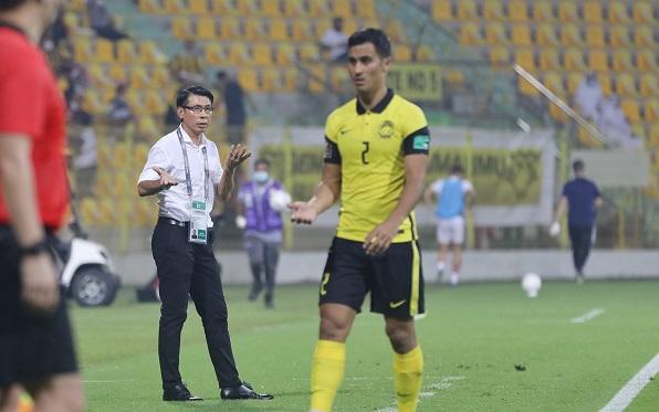 HLV Tan Cheng Hoe nhận cú sốc lớn.