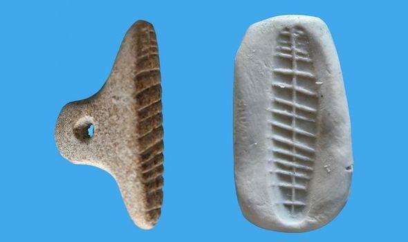 Phát hiện con dấu tiền sử 7.000 năm tuổi được khai quật ở Israel - Ảnh 1.