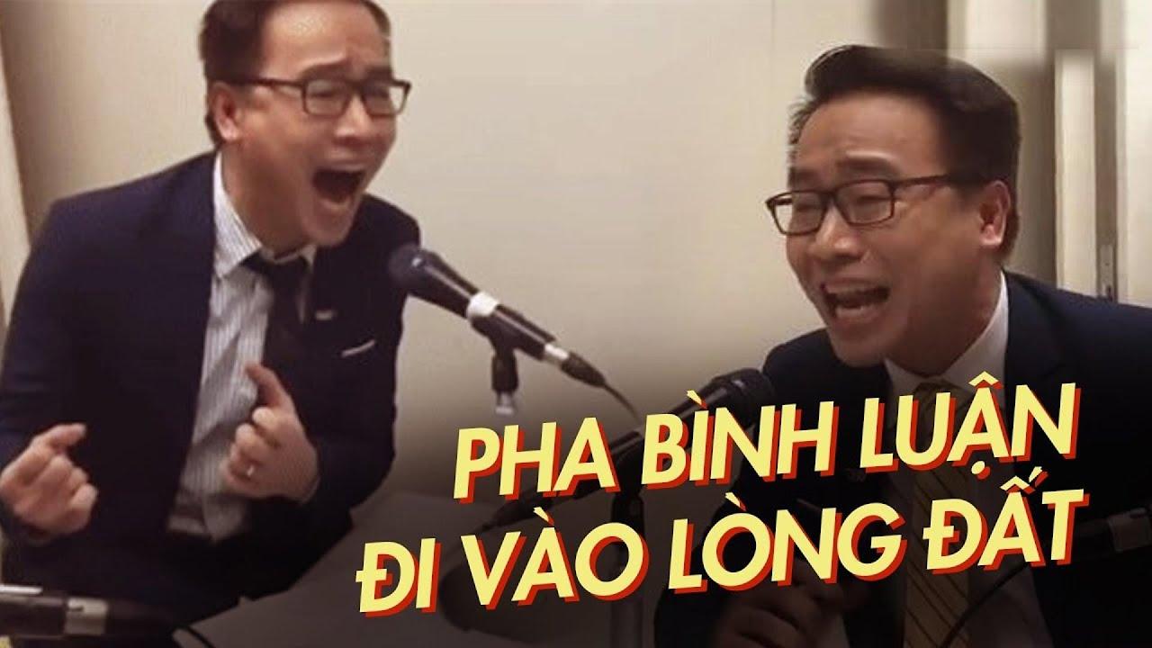 """BLV Tạ Biên Cương: """"Đi vào lòng đất"""" hay """"chất như nước cất""""? - Ảnh 3."""