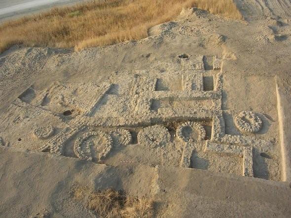 Phát hiện con dấu tiền sử 7.000 năm tuổi được khai quật ở Israel - Ảnh 2.