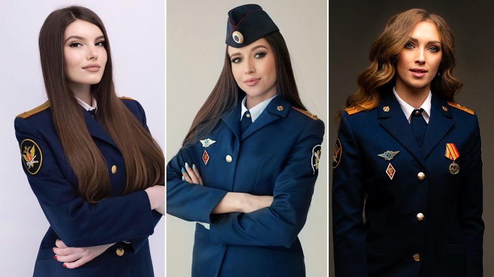 Nga tổ chức cuộc thi Hoa khôi cai ngục - Ảnh 1.