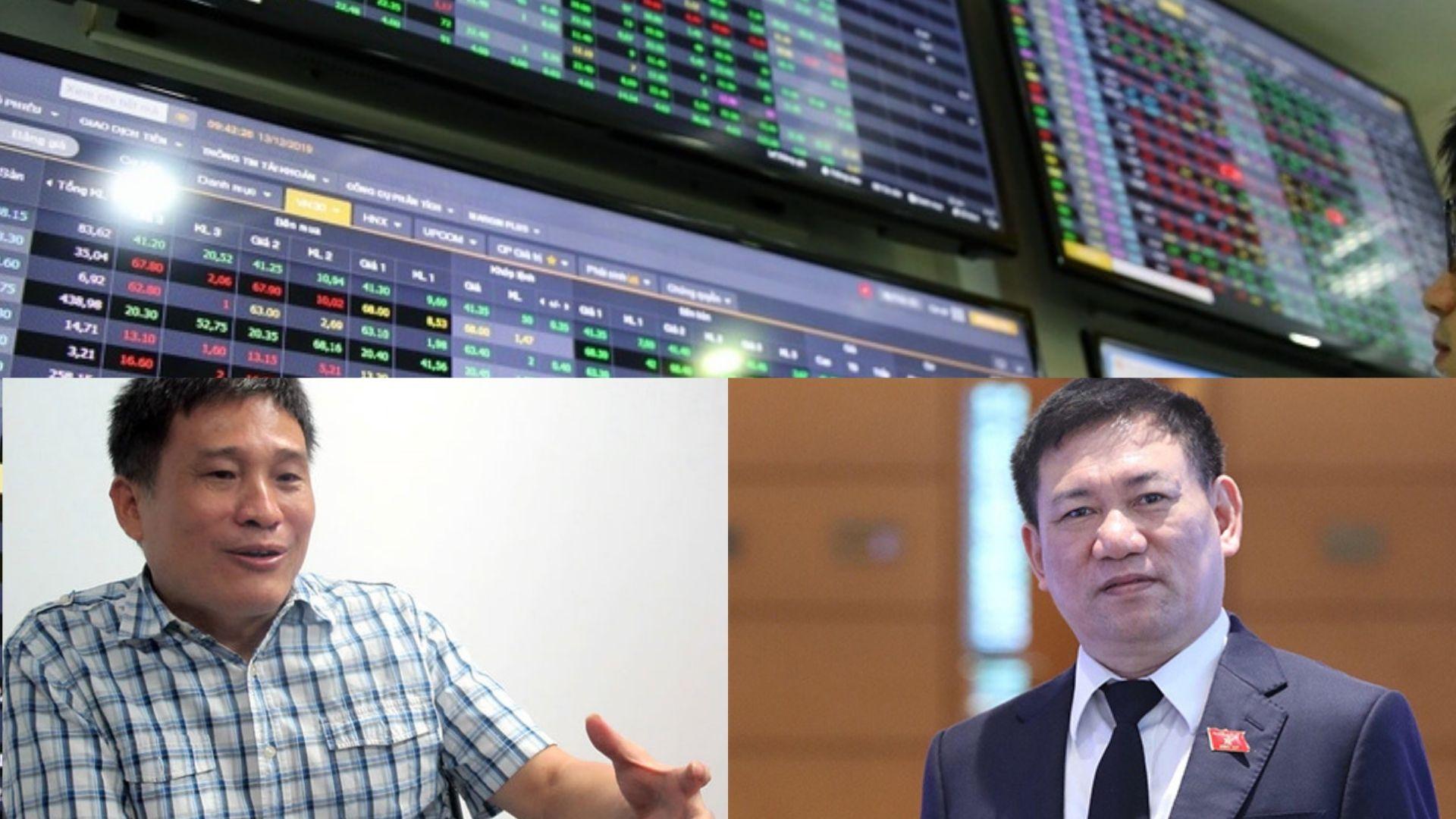 """Thanh tra HoSE: Hiệp hội Các nhà đầu tư tài chính gửi """"tâm thư"""" tới Bộ trưởng Hồ Đức Phớc - Ảnh 3."""