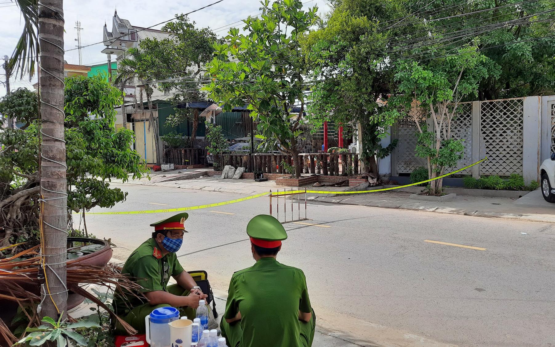Quảng Trị: Nghi án một người đàn ông bị bắn tử vong