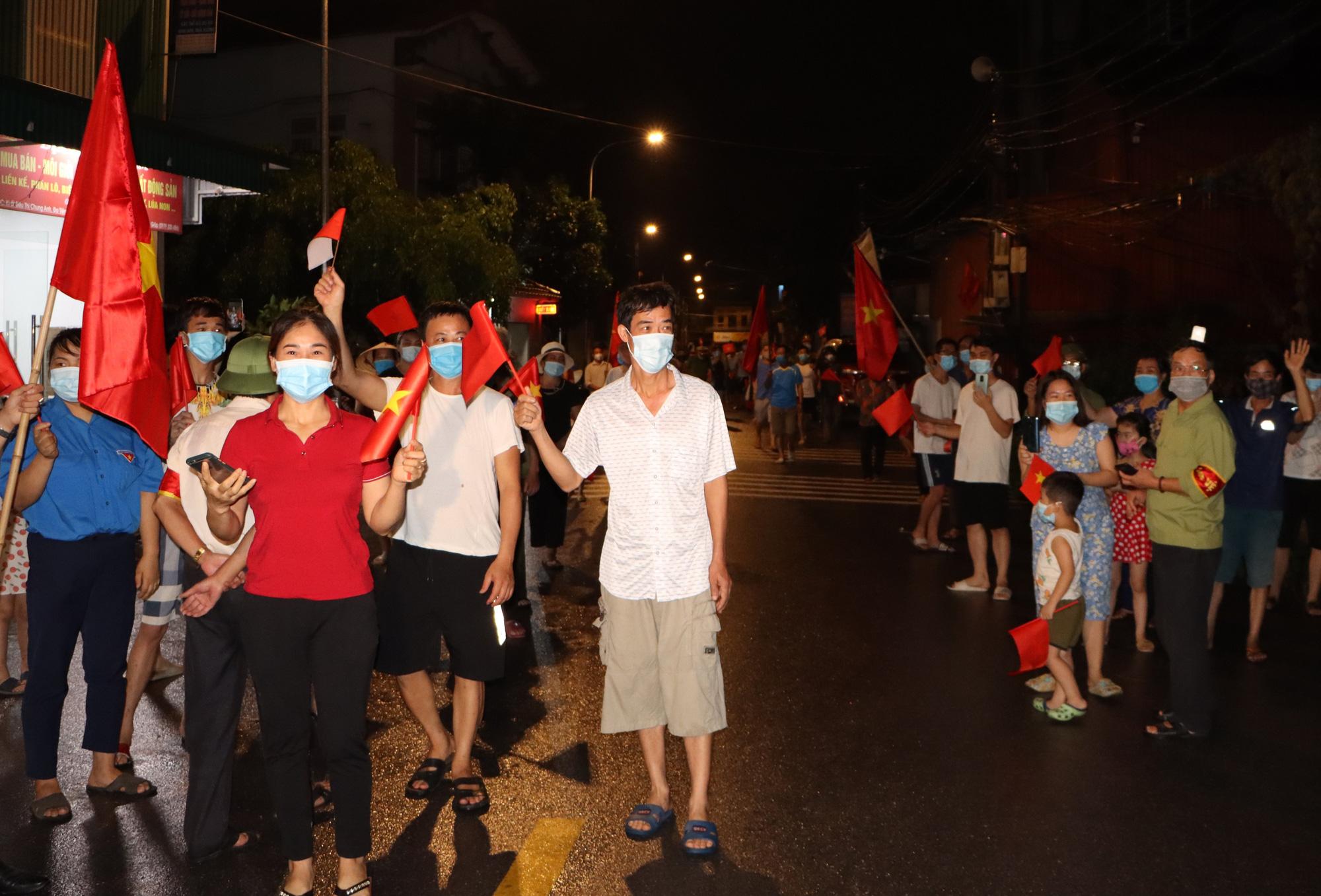 Bắc Ninh: Nới lỏng biện pháp giãn cách xã hội tại Thuận Thành, Yên Phong, Tiên Du và Lương Tài - Ảnh 2.