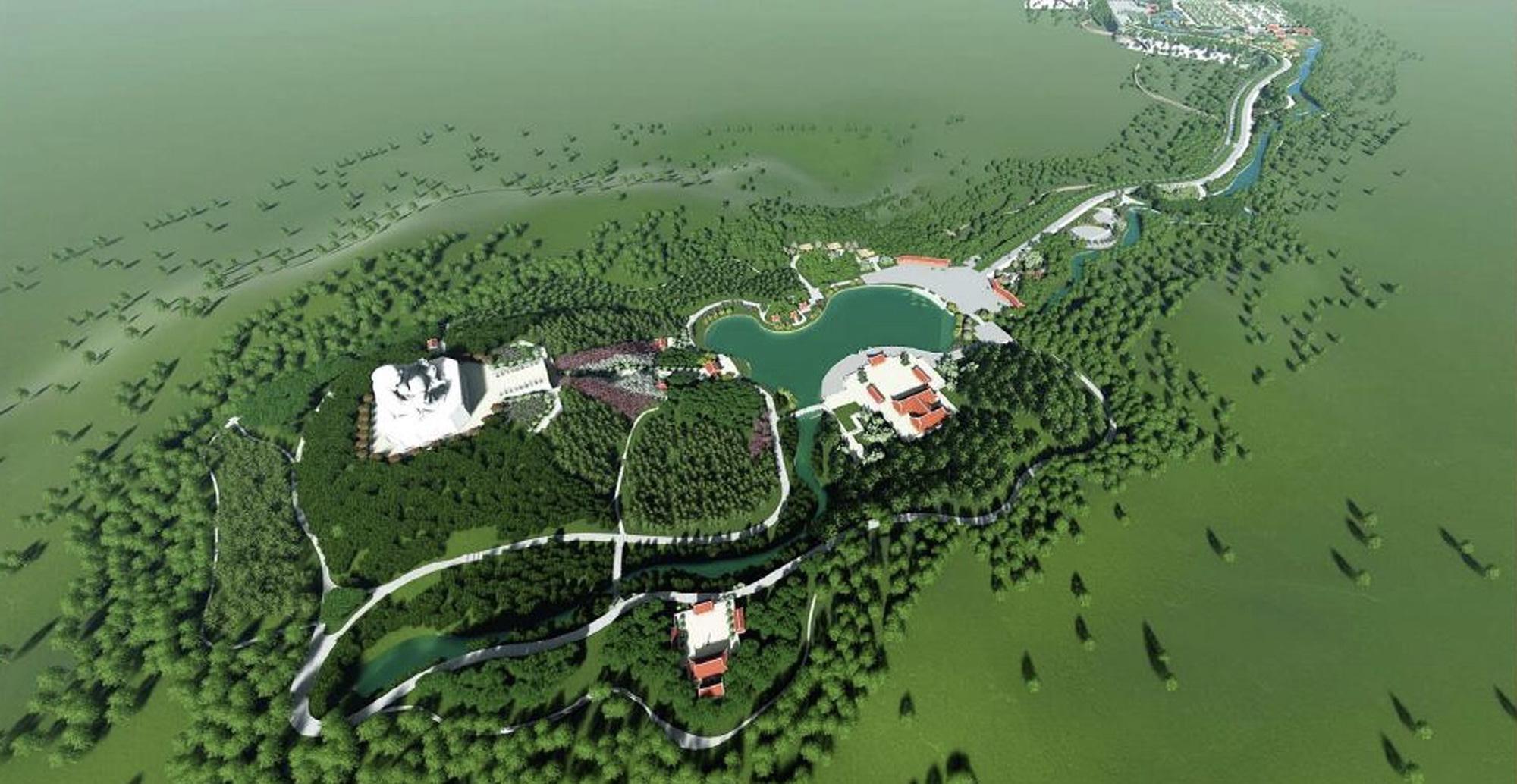 Khu du lịch sinh thái văn hoá Đá Thiên: Cần tháo gỡ khó khăn để đẩy nhanh tiến độ thực hiện dự án - Ảnh 1.