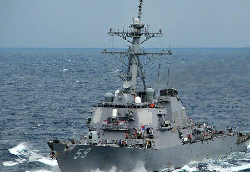 Tàu tên lửa của Mỹ tới Biển Đen để làm gì? - Ảnh 1.