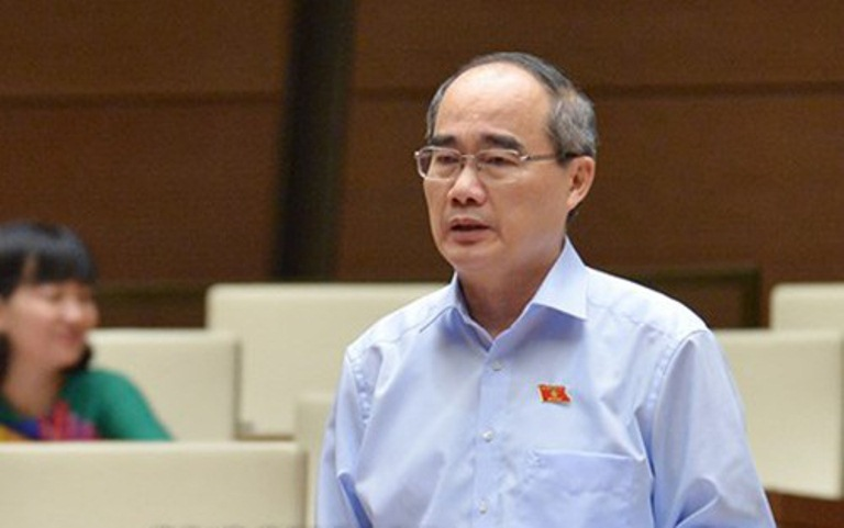 Nguyên Bí thư Thành ủy TP.HCM Nguyễn Thiện Nhân lần thứ 5 trúng cử Đại biểu Quốc hội - Ảnh 1.