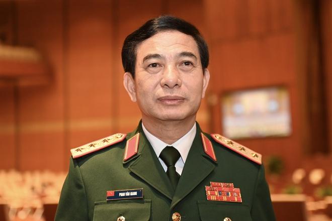 32 tướng lĩnh, sỹ quan quân đội trúng cử Đại biểu Quốc hội khóa XV - Ảnh 1.