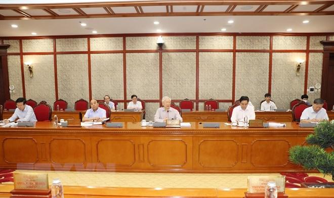 Tổng Bí thư: Cả hệ thống chính trị tập trung cao nhất cho chống dịch - Ảnh 9.