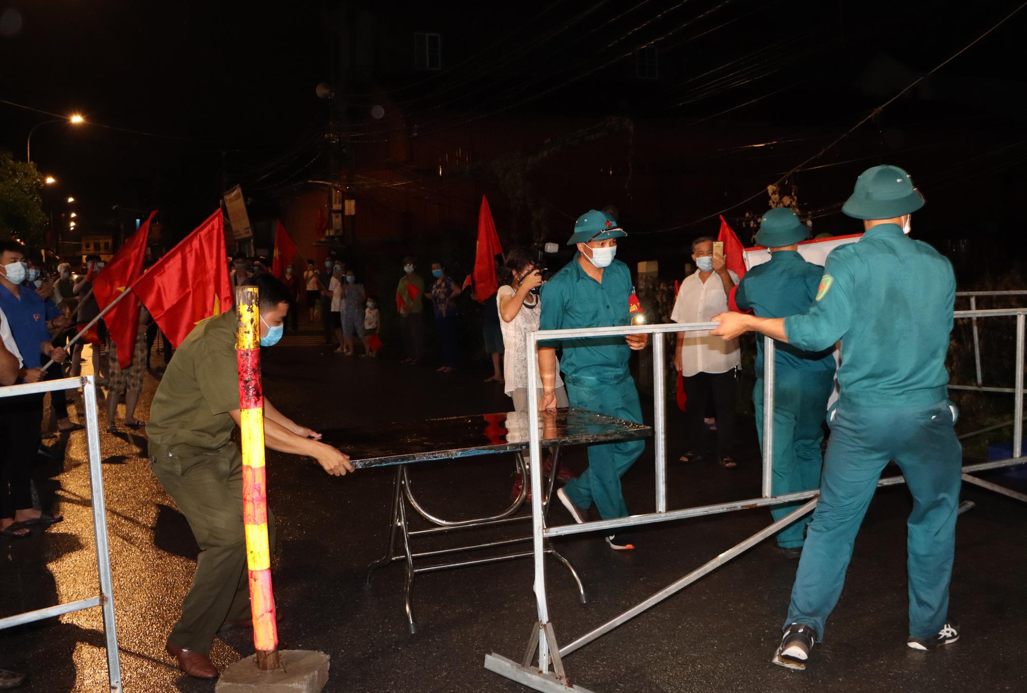 Bắc Ninh: Nới lỏng biện pháp giãn cách xã hội tại Thuận Thành, Yên Phong, Tiên Du và Lương Tài - Ảnh 1.
