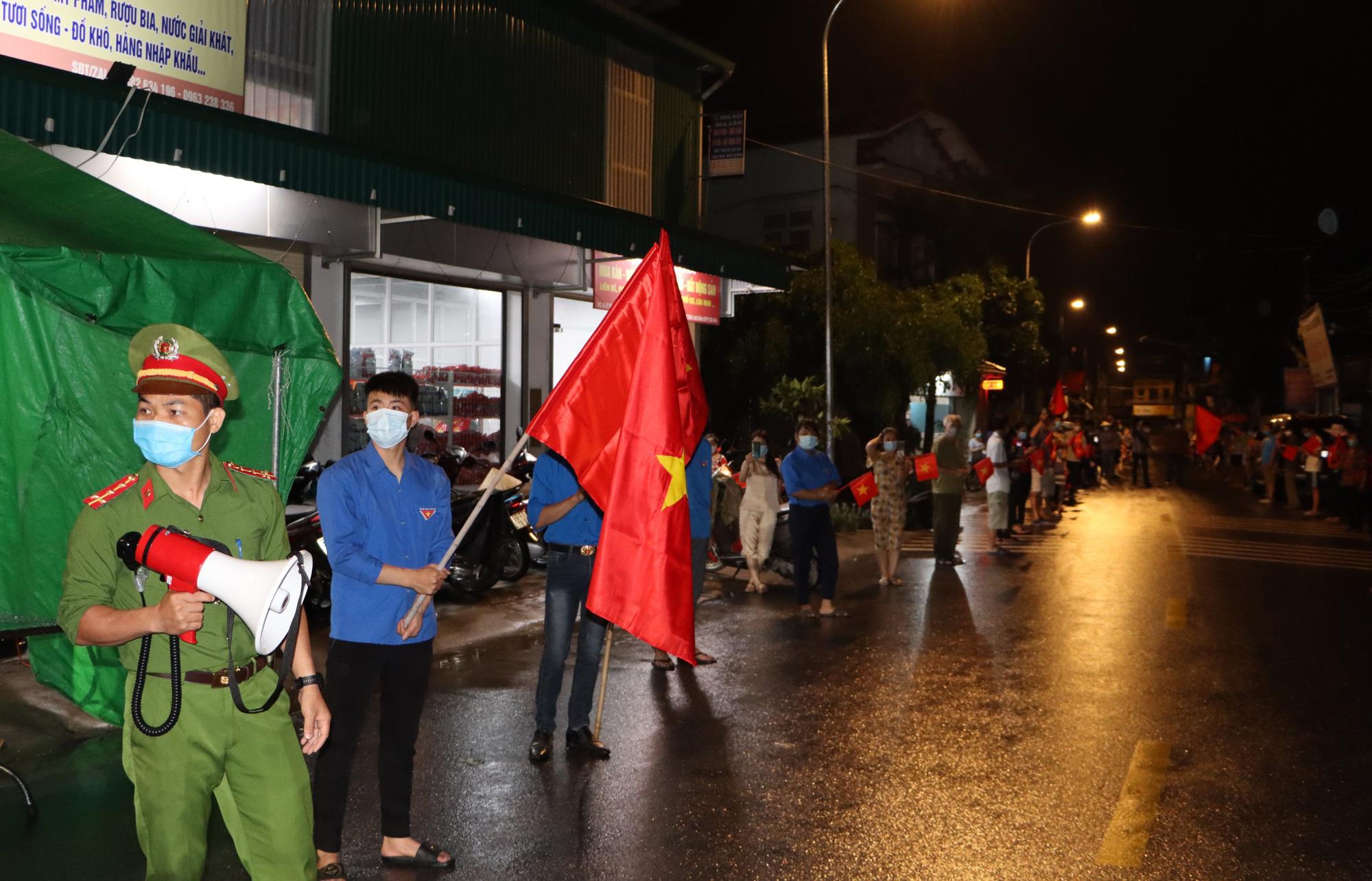 Bắc Ninh: Nới lỏng biện pháp giãn cách xã hội tại Thuận Thành, Yên Phong, Tiên Du và Lương Tài - Ảnh 3.