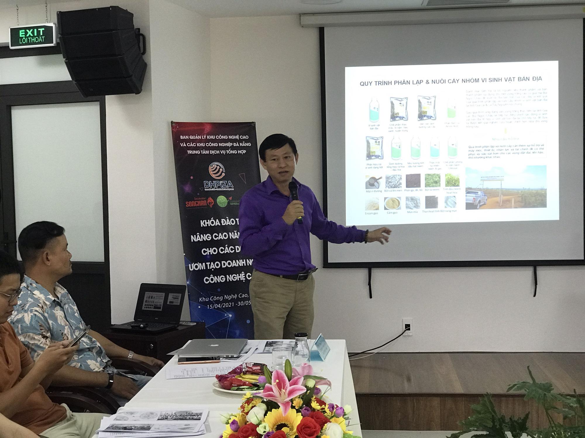 Đà Nẵng: Nâng cao năng lực thu hút đầu tư tài chính cho startup - Ảnh 4.