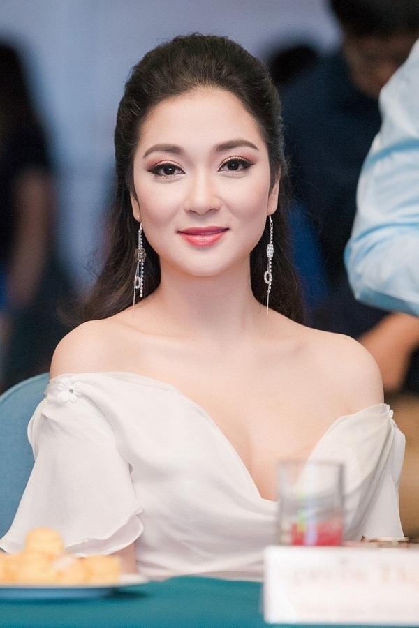 Những hoa hậu Việt đã đẹp còn mang thêm danh diễn viên - Ảnh 3.