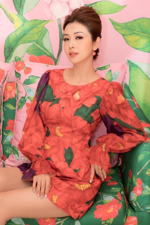 Những hoa hậu Việt xinh đẹp mang thêm danh diễn viên - Ảnh 13.