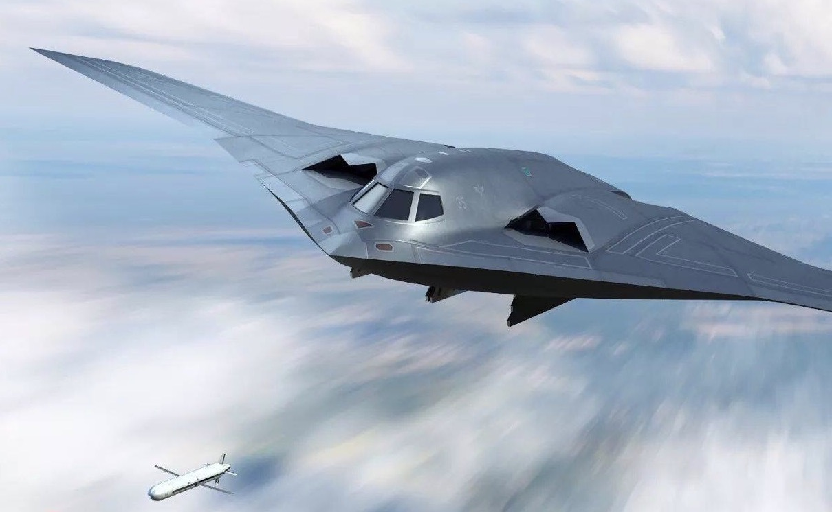 Máy bay ném bom tàng hình mới của Trung Quốc có thể tấn công các mục tiêu ở tận đảo Guam? - Ảnh 1.