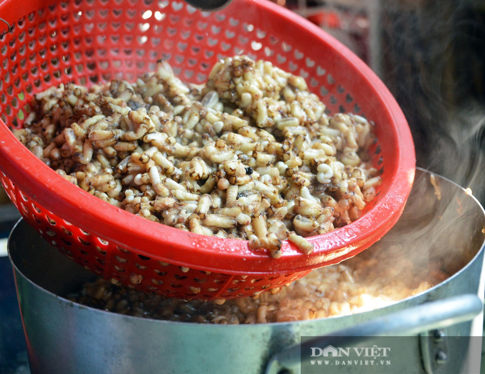 Điểm qua những món đặc sản từ nhộng ong, nhìn thì sợ nhưng ăn thì ghiền - Ảnh 5.