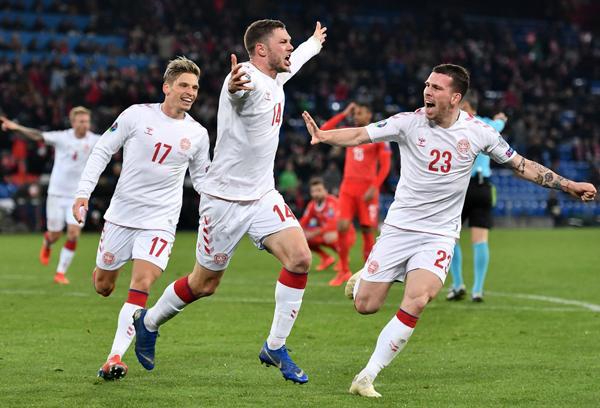 Xem trực tiếp Đan Mạch vs Phần Lan trên VTV6 - Ảnh 1.
