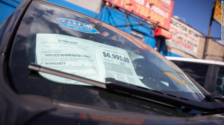 Lý giải hiện tượng giá ô tô tăng vùn vụt ở Mỹ - Ảnh 1.