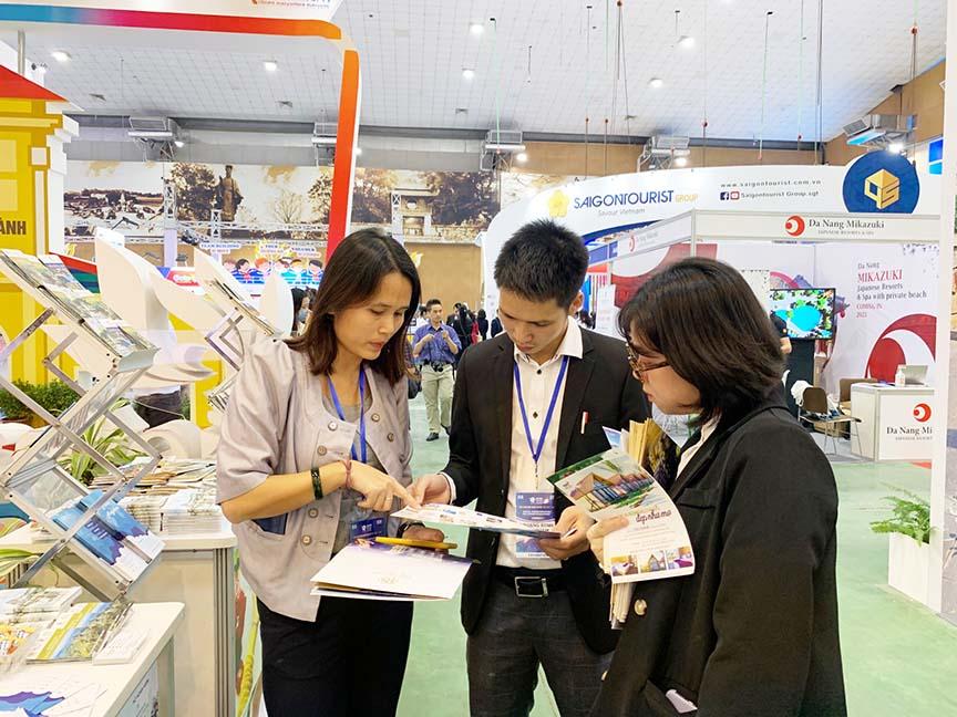 Khai mạc Hội chợ du lịch quốc tế Việt Nam (VITM) Hà Nội 2021 vào cuối tháng 7 - Ảnh 2.