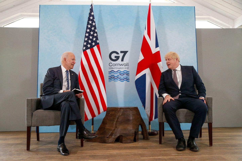Sau lời kêu gọi của Thủ tướng Anh, G7 dự kiến tài trợ 1 tỷ liều vắc xin Covid-19 cho các nước nghèo - Ảnh 1.