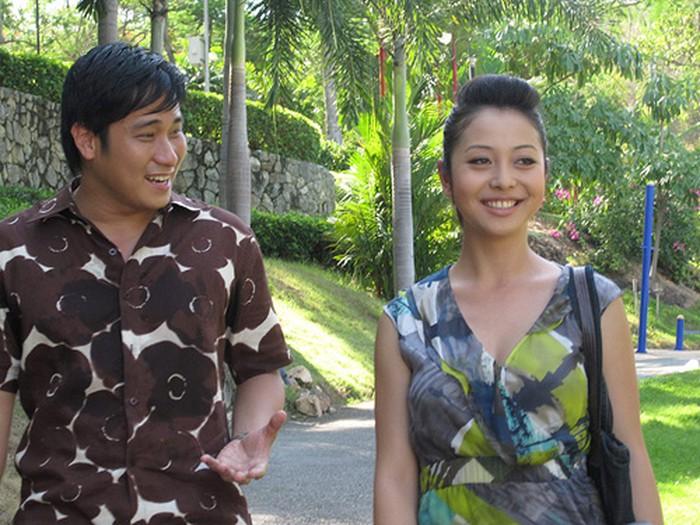 Những hoa hậu Việt đã đẹp còn mang thêm danh diễn viên - Ảnh 12.