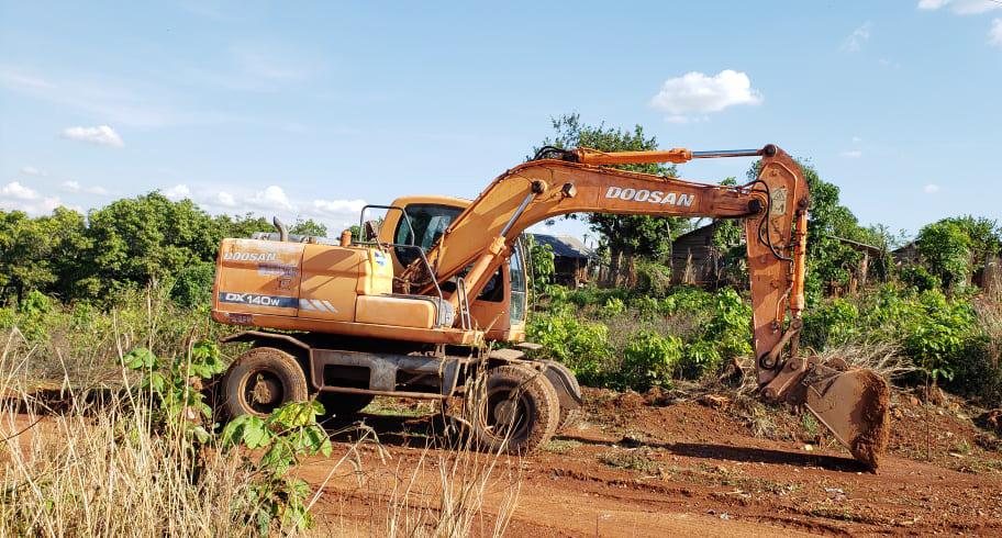 """Vụ khai thác """"trộm đất"""" để làm đường 460 tỷ: UBND tỉnh Gia Lai ra quyết định xử phạt 146 triệu đồng - Ảnh 2."""