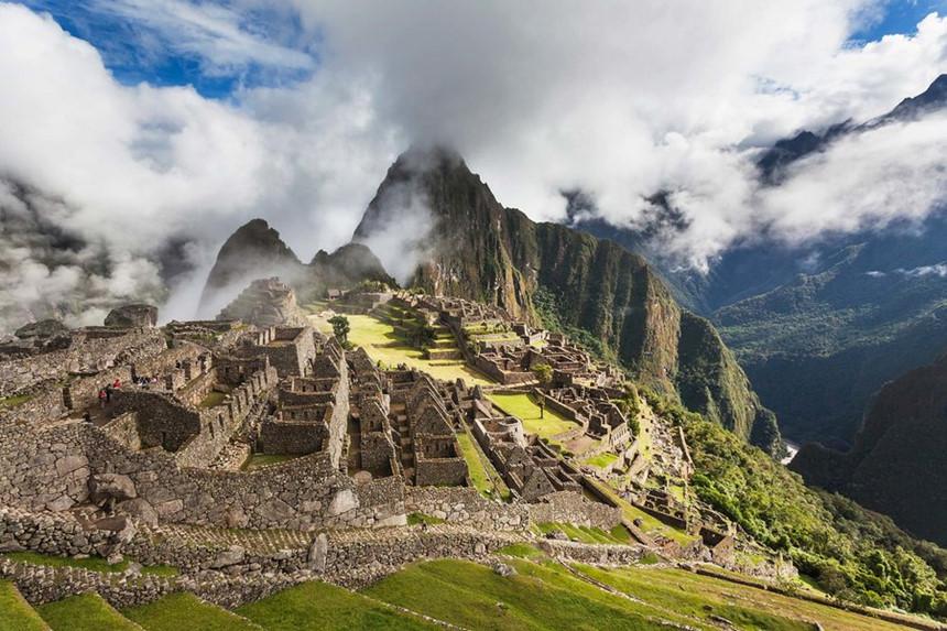 Vì sao người Inca xây thành Machu Picchu bằng đá không cần dùng vữa? - Ảnh 1.