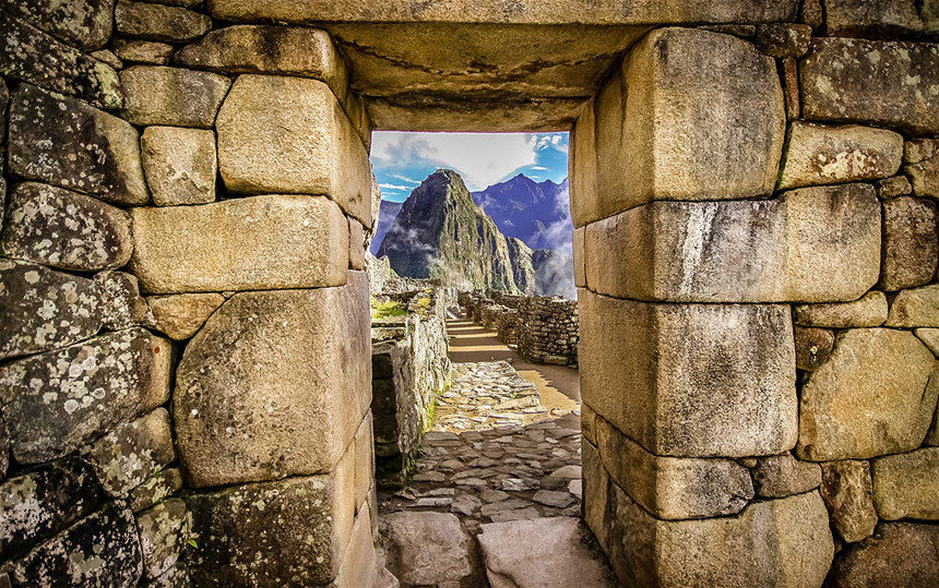 Vì sao người Inca xây thành Machu Picchu bằng đá không cần dùng vữa? - Ảnh 5.