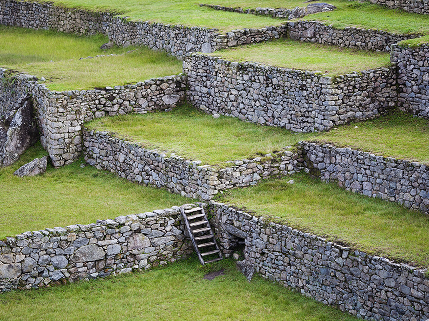 Vì sao người Inca xây thành Machu Picchu bằng đá không cần dùng vữa? - Ảnh 6.