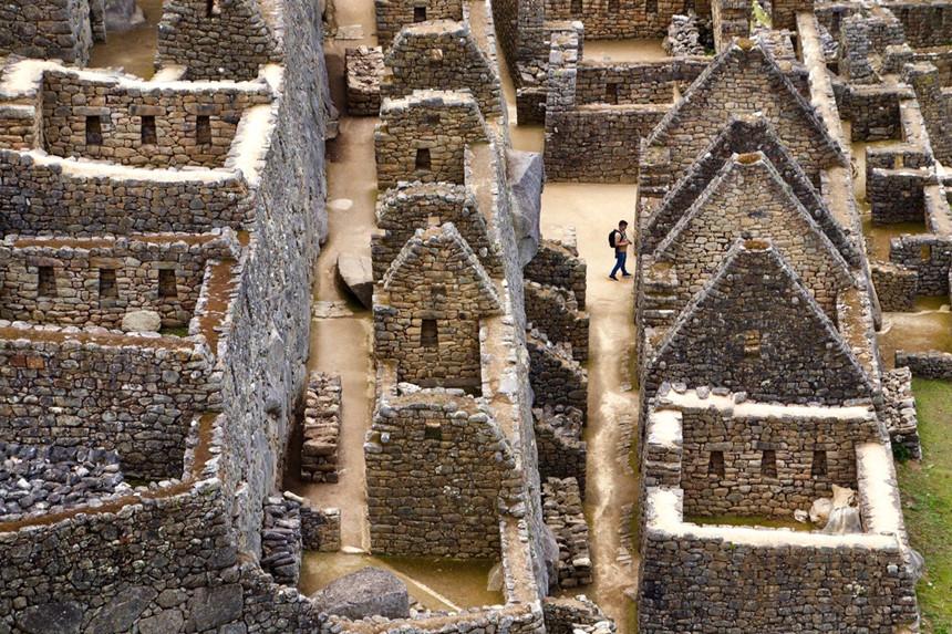 Vì sao người Inca xây thành Machu Picchu bằng đá không cần dùng vữa? - Ảnh 7.
