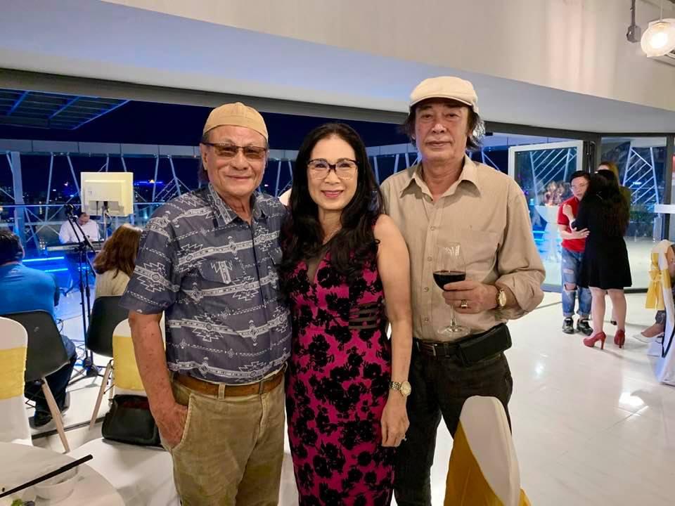 NSƯT Kim Xuân và Mỹ Uyên xót xa kể lại mối nhân duyên với đạo diễn Lê Cung Bắc - Ảnh 1.