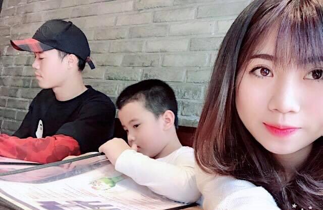 Em gái cầu thủ Văn Toàn xinh như hot girl, luôn sát cánh ủng hộ anh trai - Ảnh 3.