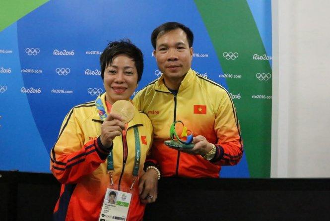 Xạ thủ Hoàng Xuân Vinh nói gì khi được mời dự Olympic Tokyo? - Ảnh 1.