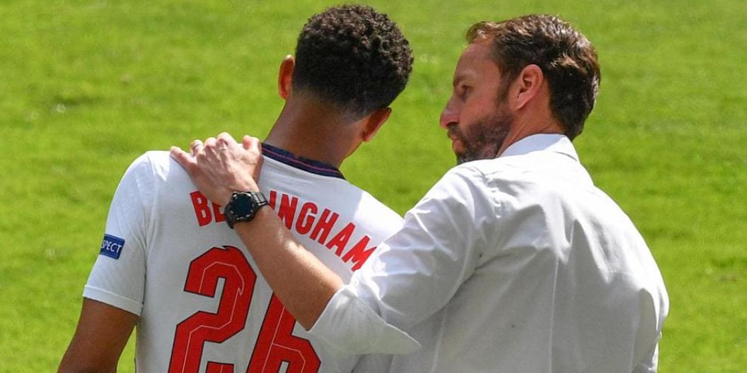 Được HLV Southgate tung vào sân, Bellingham lập tức có kỷ lục EURO