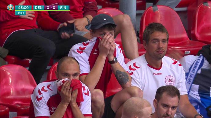 NÓNG: Hoãn trận Đan Mạch vs Phần Lan vì Eriksen bị đột quỵ, nguy kịch - Ảnh 7.