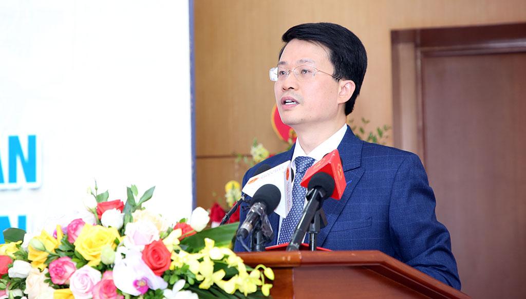 Chân dung nhà báo 46 tuổi trúng cử Đại biểu Quốc hội khóa XV - Ảnh 1.