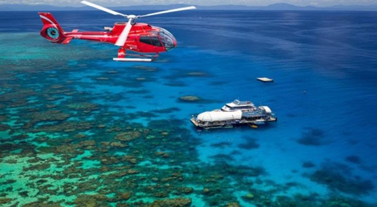 """""""Thiên đường biển"""" Great Barrier Reef trong nét văn hóa tâm linh của các chủ nhân truyền thống - Ảnh 1."""