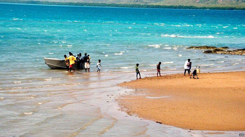 """""""Thiên đường biển"""" Great Barrier Reef trong nét văn hóa tâm linh của các chủ nhân truyền thống - Ảnh 3."""