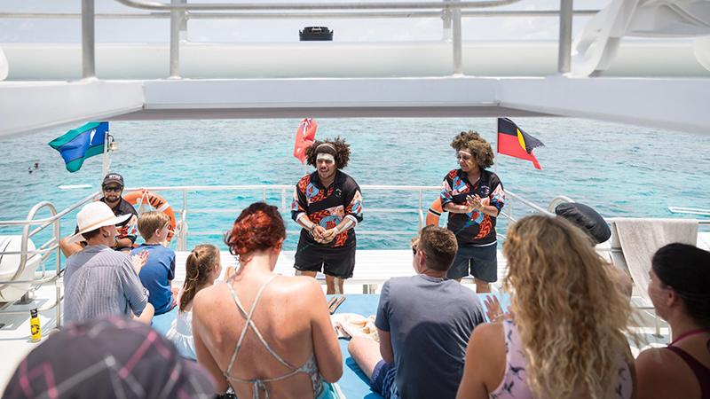 """""""Thiên đường biển"""" Great Barrier Reef trong nét văn hóa tâm linh của các chủ nhân truyền thống - Ảnh 8."""
