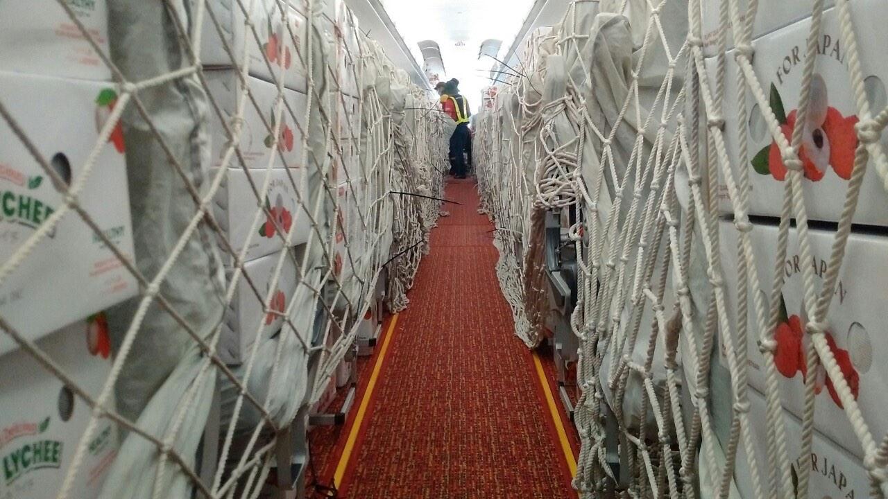 Chung tay hỗ trợ nông dân Bắc Giang, Vietjet & Swift247 vận chuyển vải thiều tới nhiều thị trường trong nước và quốc tế - Ảnh 5.